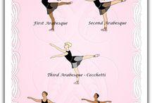 dance positions