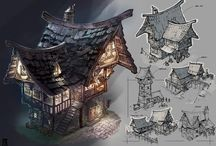 3d Game / styles voor ons 3d spel