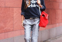 Perfect Pants / Classic pairs of pants that can be worn all year round!