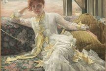 Tissot and His Wonderful Dresses