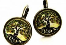 strom života / V mnoha mýtech a náboženských příbězích hraje důležitou roli strom.