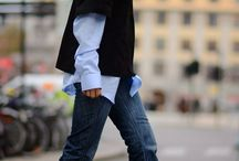 Library - Casual Friday, Jeans / Jeans outfit ideas for work / by {living outside the stacks}