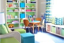 Kids Decor / Decor for Kids Bedrooms & Playrooms. / by Meagan Simonson