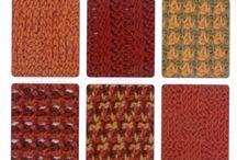 **Crochet techniques**