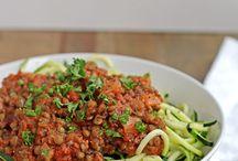 Courgette recipes (Zucchini)