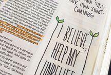bible jouranling
