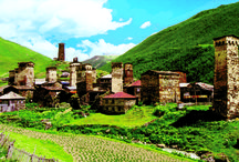 Svaneti - OmnesTour / Svaneti - historic province in Georgia, in the northwestern part of the country | www.omnestour.ge |