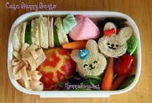 Bento boxes for the Girls!!! / by Diamond2007 .