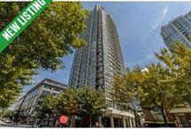 3110 - 928 Beatty Street, Vancouver, BC Canada
