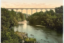 Old colour photos of Wales / Mainly taken in 1890. How much of a progression are the HDR photos from 120 years later? / by John Williams