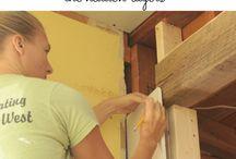 Drywall / home renovations
