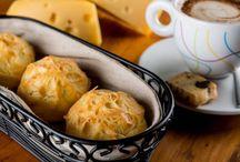 Pão de queijo da Lelé