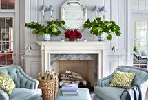 Decorating with Blue / by The Cottage Market