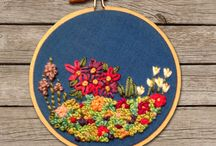 embroidery / designs