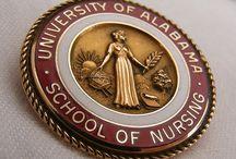 Nursing Graduation Pin USA etc.