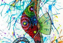 Kunst og håndverk / Tegne, male... 4./5.kl