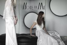 Note di Me / Love what you love without hesitation, collezione sposa