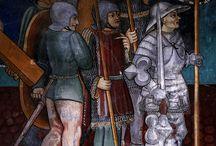 Armature XV secolo / Fonti, reperti, rievocatori