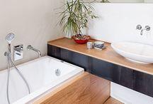Koupelna dřevo