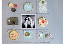 scrapbooking / by Denise Geissinger