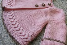 baby knitting and crochet