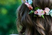 Flower Crown DIY / by Miranda