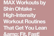 Max workout