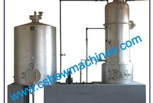 Cashew Cooking Systems / Types of Cashew Cooking Systems  SIB Boiler, HMT Boiler,HMT Boiler