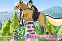 Horseland ~ A childhood memory ~