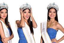 Miss Philippes Mutya Johanna Datul-Miss Supranation2013 / Filipino women are intellectually beautiful