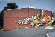 SPRAYING / Street art