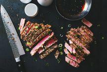 Recette thon rouge