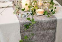 Table decorations - spring season