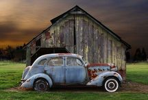 Rusted classics / by Travis McAlister