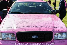 Breast Cancer Awareness / by Pure Platinum Party