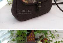 quilt bag & purse