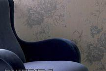 Cassata - Textiltapeten von Rasch Textil / Die Tapeten der Kollektion Cassata bestehen aus hochwertigen Textil-Tapeten. Knallige Farben und ein Mix aus modernen und klassischen Dessins sorgen für ein tolles Raumgefühl.