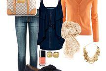 Cute Outfits / by Sonya Gough