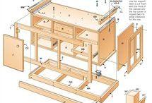 Workbenches/Munkaasztalok