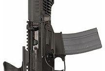 Concept Design Sci-Fi Firearm