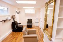 salon / by Jennifer Scranton-Watson