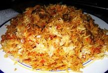 India's Famous Biryanis / The famous Biryanis are Hyderabadi Biryani, Lucknowi Biryani, Malabar Biryani, Kolkata Biryani, Bombay Biryani, Sindhi Biryani, Dindigul Biryani, Bhatkali Biryani and Ambur Biryani. Biryanis are prepared from rice, meat or vegetables, oil or ghee and spices. See more at http://www.indiaactivities.com/food-activities/biryani-varieties-in-india/