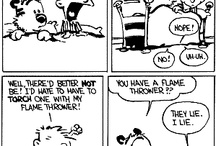 !Calvin and Hobbes!