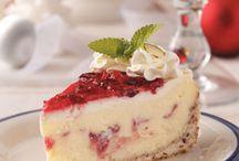 Cheesecakes / Delicious cheesecakes.