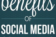 Benefícios das redes sociais