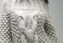 Pletené odevy
