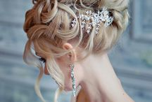 Collection Princess / Makeup&hair for brides by Websalon Wedding Photo by LiliyaFadeeva
