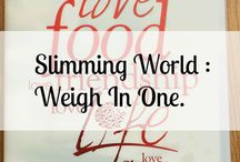 Slimming World Weigh Ins and Meal plans / Weekly Slimming World weigh in updates and weekly meals plans for the Slimming World diet plan.