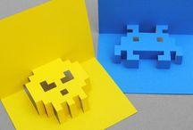Vyrob z papiera vole