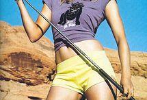 Anna Rawson is a hot golfer